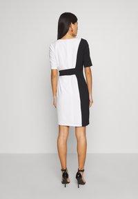 s.Oliver BLACK LABEL - Shift dress - soft white - 3