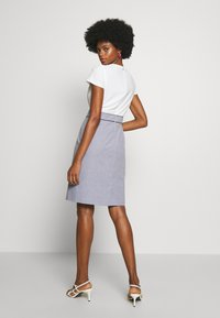 s.Oliver BLACK LABEL - Shift dress - blue panne - 2