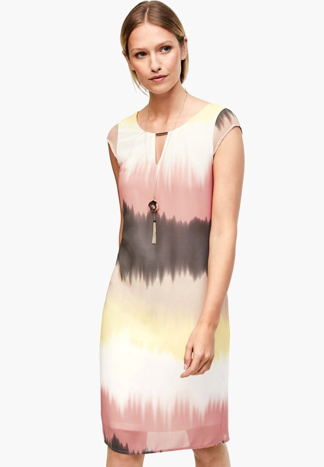 Day dress - gradient p