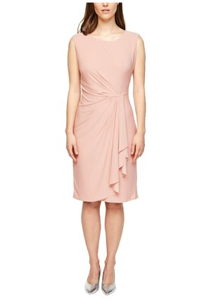 KLEID KURZ - Jersey dress - dusty rose