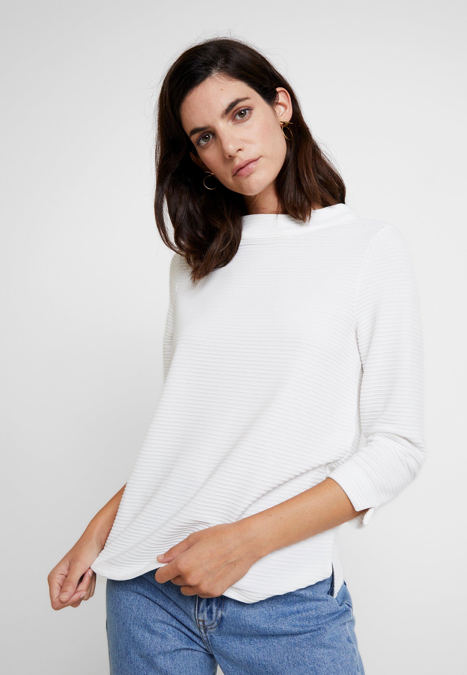 ArmT White Label Manches Longues Warm 3 4 Black À oliver S shirt MVzGUqSLp