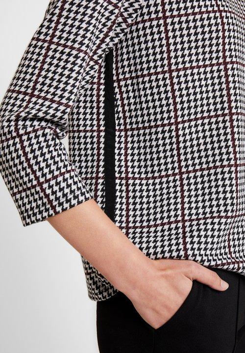 ekonomiczny s.Oliver BLACK LABEL 3/4 ARM - Sweter - white Odzież Damska LKBL-KE2