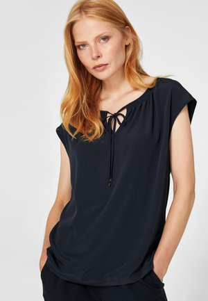 Blouse - night blue