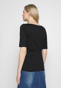 s.Oliver BLACK LABEL - Basic T-shirt - black - 0