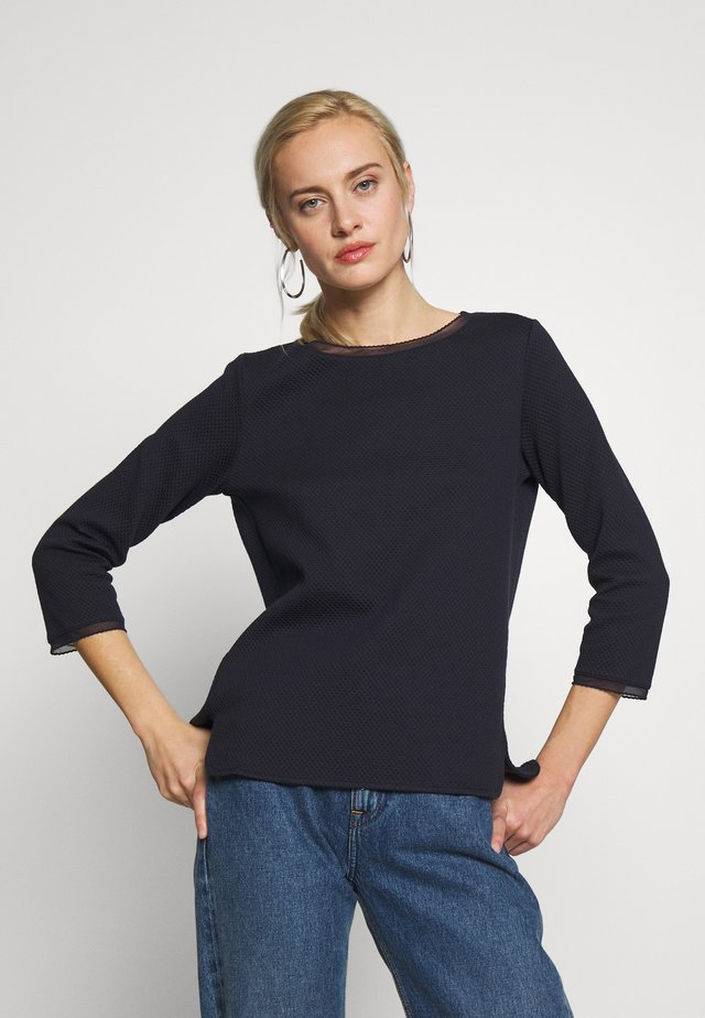 3/4 ARM - Jumper - dark navy