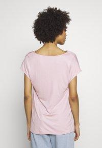 s.Oliver BLACK LABEL - T-SHIRT - Basic T-shirt - powder pin - 2