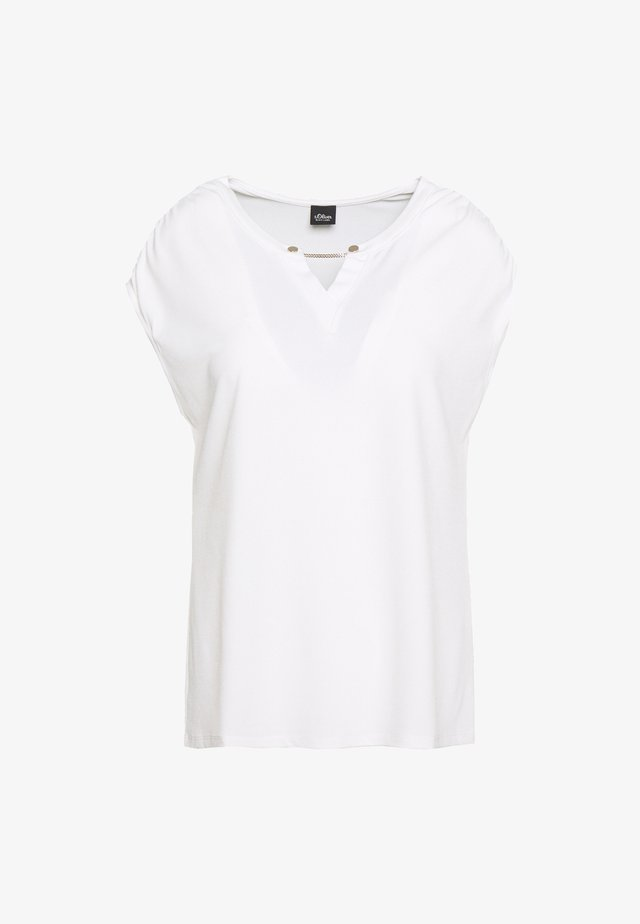 KURZARM - T-shirts basic - white