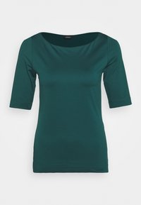 s.Oliver BLACK LABEL - T-shirts - laguna green - 3
