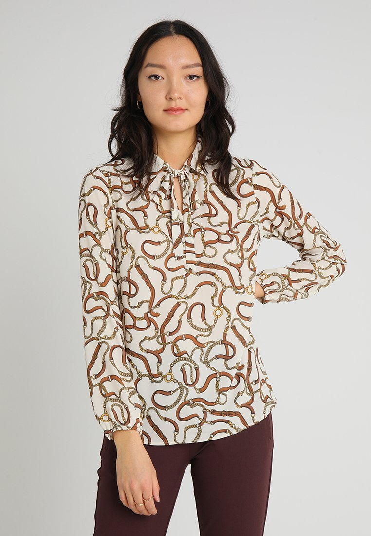 s.Oliver BLACK LABEL - Blouse - cream