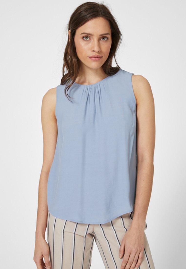 s.Oliver BLACK LABEL - Bluse - light blue