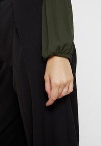 s.Oliver BLACK LABEL - Blouse - winter khaki - 5