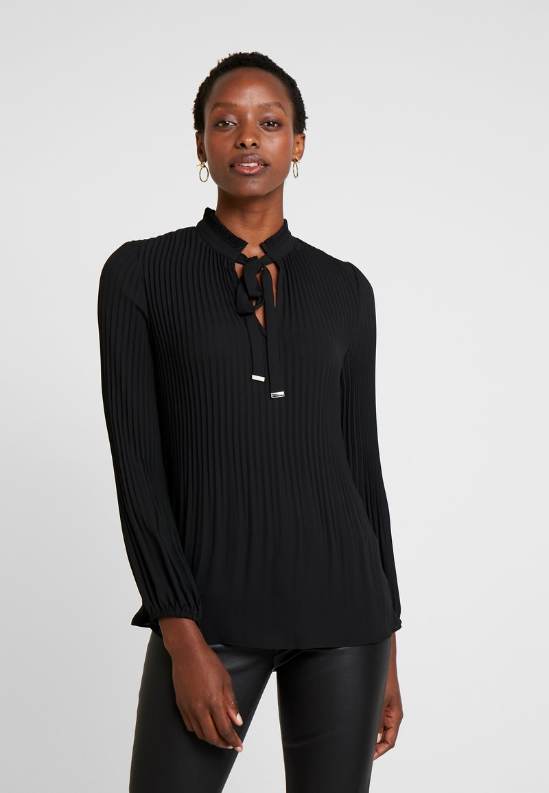s.Oliver BLACK LABEL - Blouse - forever black