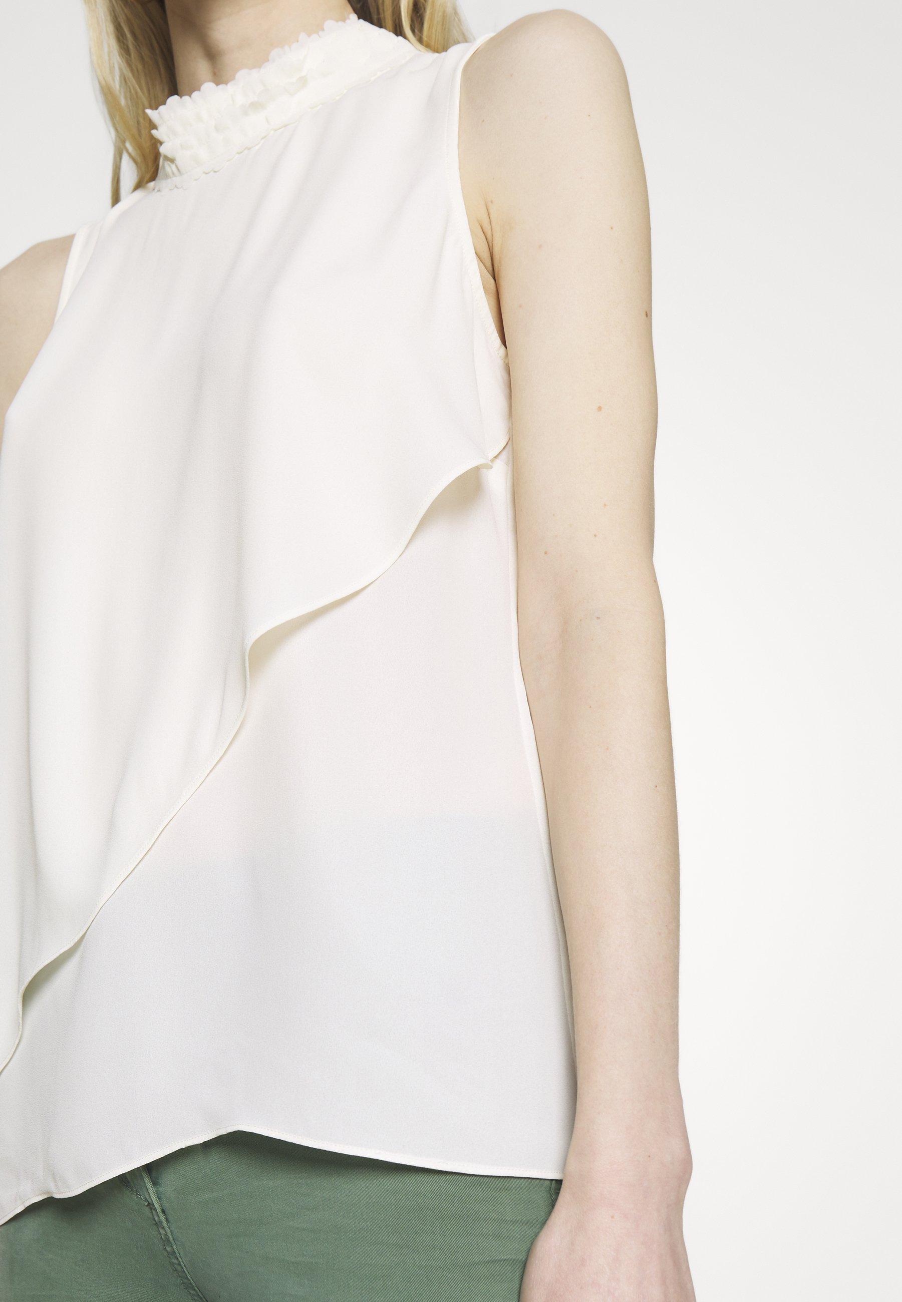 s.Oliver BLACK LABEL Bluser - antique white