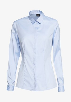 Button-down blouse - celestial