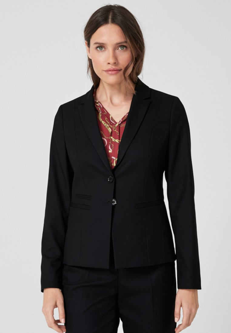s.Oliver BLACK LABEL - Blazer - black