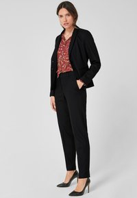 s.Oliver BLACK LABEL - Blazer - black - 1