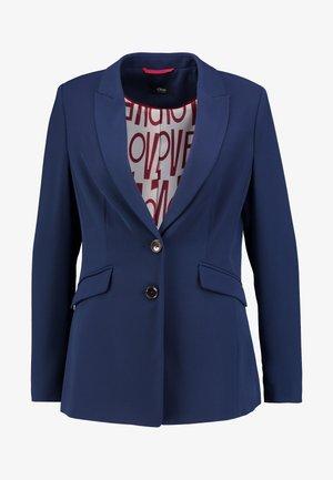 Short coat - mood indigo