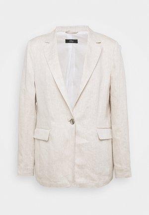 LANGARM - Pitkä takki - beige