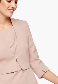 s.Oliver BLACK LABEL - BLAZER 3/4 ARM - Blazer - dusty rose - 3