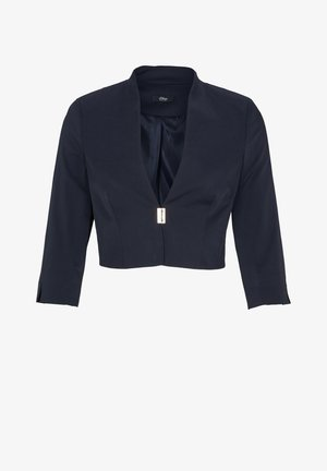 COURT À FERMOIR À CLIP - Blazer - dark navy