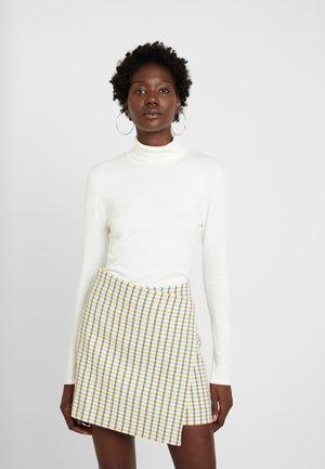 LANGARM - Pullover - white