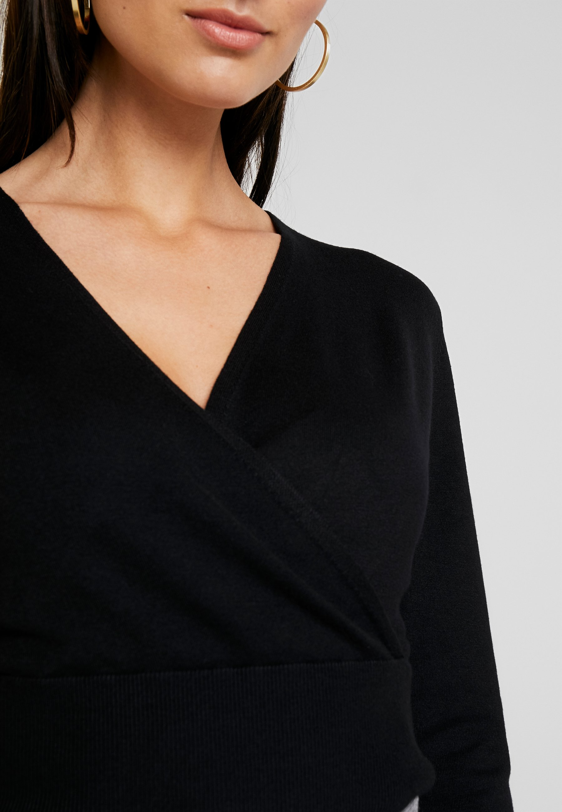 s.Oliver BLACK LABEL Pullover black
