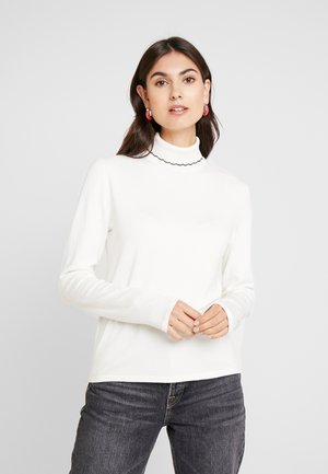 Strickpullover - cream white