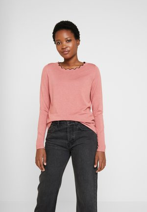 LONG SLEEVED - Jumper - pink fusion