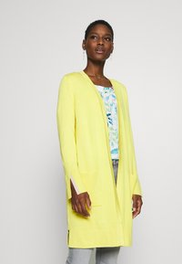 s.Oliver BLACK LABEL - Cardigan - yellow - 0