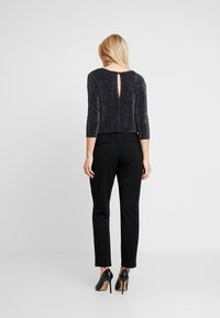 s.Oliver BLACK LABEL - OVERALL - Overall / Jumpsuit - grey/black - 2