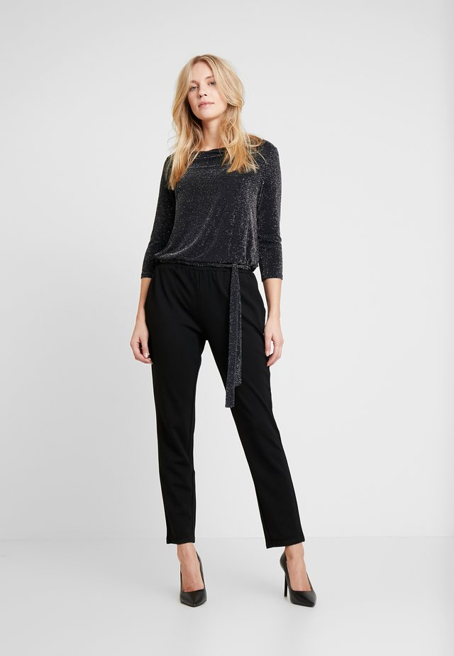 OVERALL - Overall / Jumpsuit /Buksedragter - grey/black