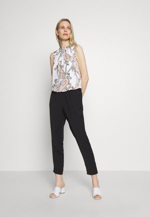 OVERALL LANG - Overal - black