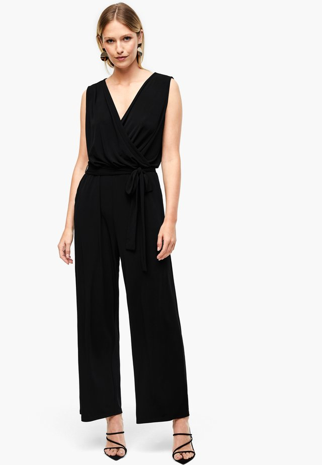 OVERALL LANG - Overall / Jumpsuit /Buksedragter - black