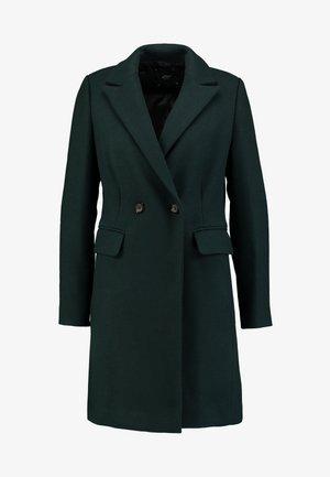 MANTEL - Abrigo - luxury smaragd