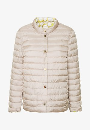 Light jacket - asphalt beige
