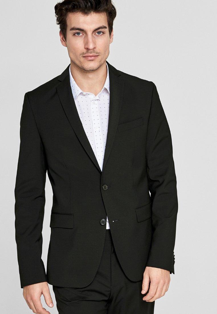 s.Oliver BLACK LABEL - Blazer jacket - black