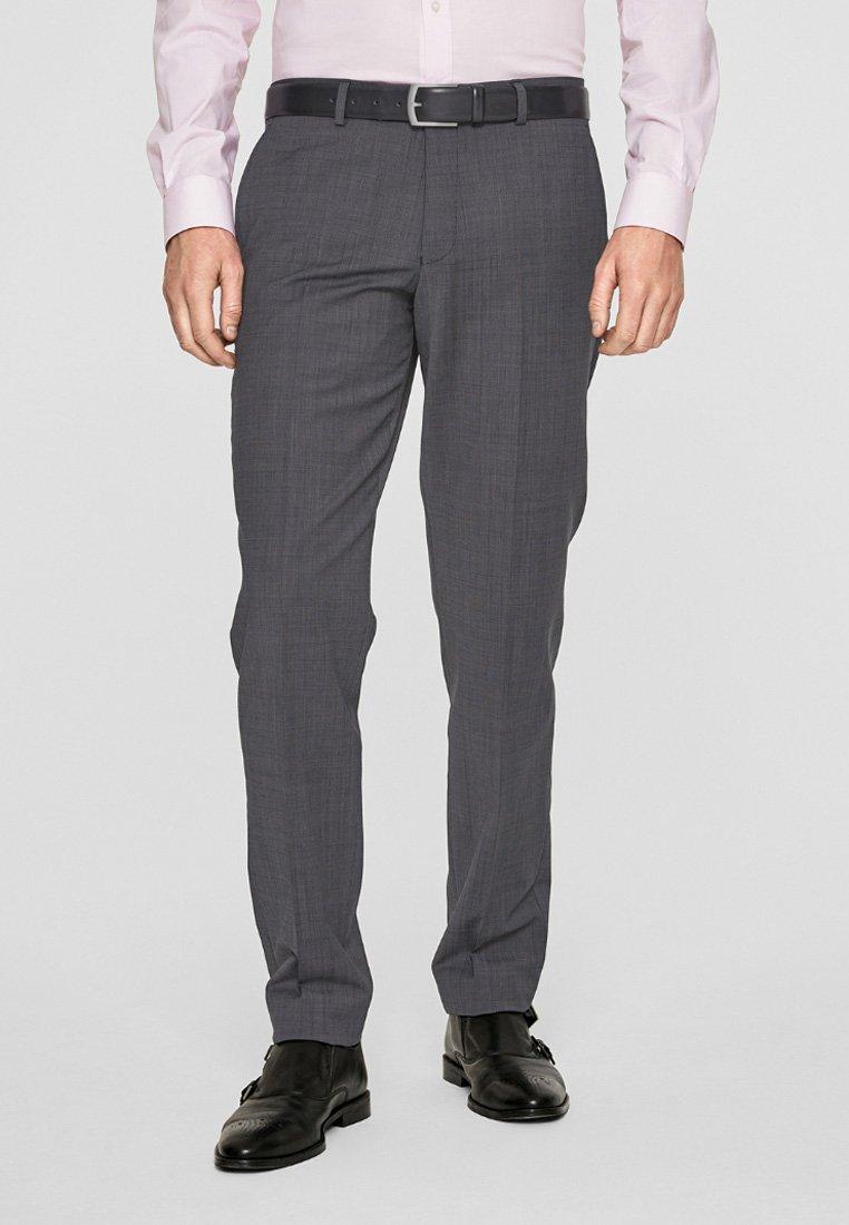 s.Oliver BLACK LABEL - Pantalon de costume - anthracite