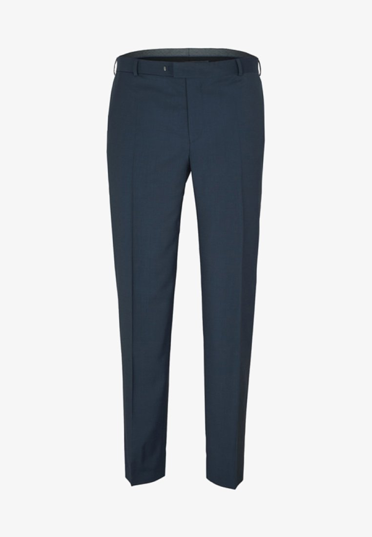 s.Oliver BLACK LABEL - Suit trousers - blue