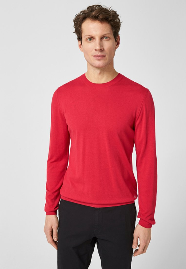 s.Oliver BLACK LABEL - Sweatshirt - red