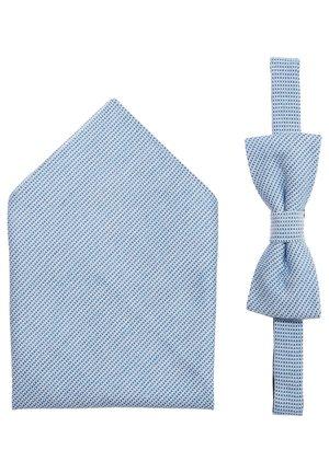 SET - Einstecktuch - blue