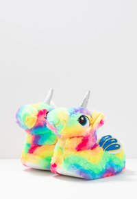 South Beach - RAINBOW FLYING UNICORN SLIPPERS - Pantoffels - multicolor - 4