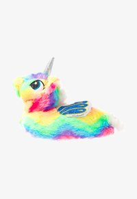 South Beach - RAINBOW FLYING UNICORN SLIPPERS - Pantoffels - multicolor - 1