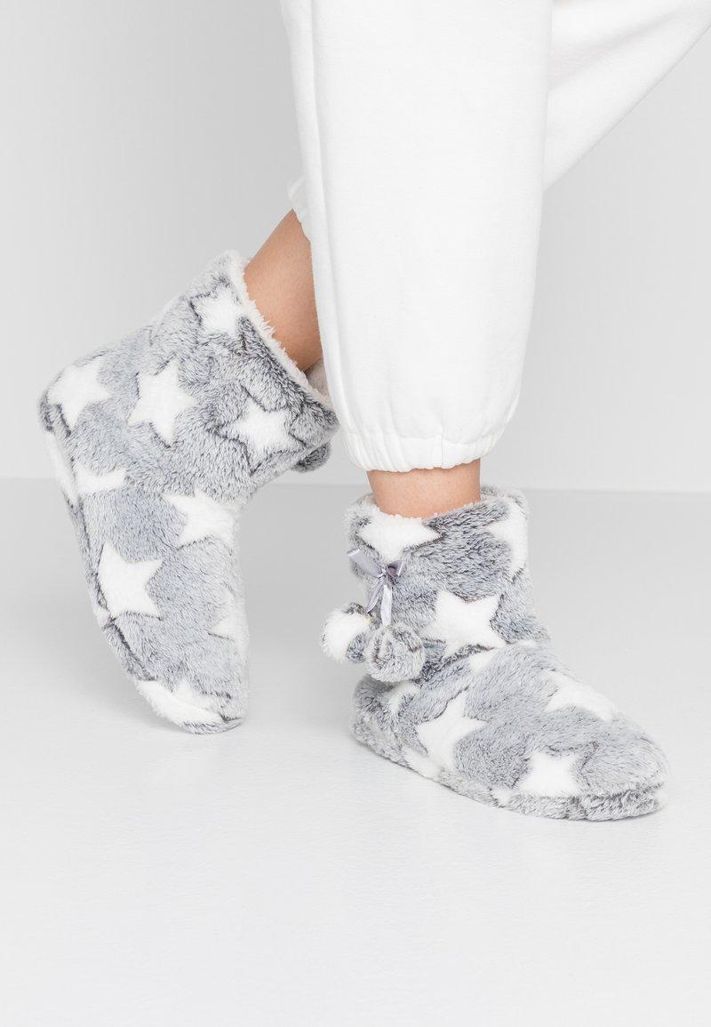 South Beach - Pantoffels - grey