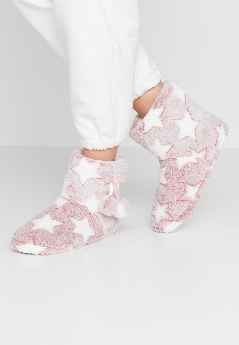 South Beach - Slippers - pink