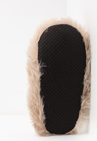 South Beach - SLOTH SLIPPERS - Pantoffels - brown - 6