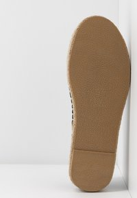South Beach - Espadrilky - black - 6