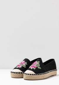 South Beach - Espadrilky - black - 4