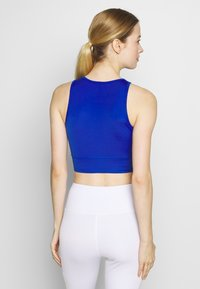South Beach - ROUND TOP - Top - cobalt - 2