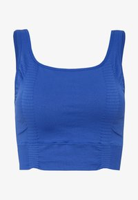 South Beach - SQUARE NECK TOP - Sujetador deportivo - cobalt - 3