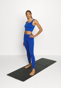 South Beach - SQUARE NECK TOP - Sujetador deportivo - cobalt - 1